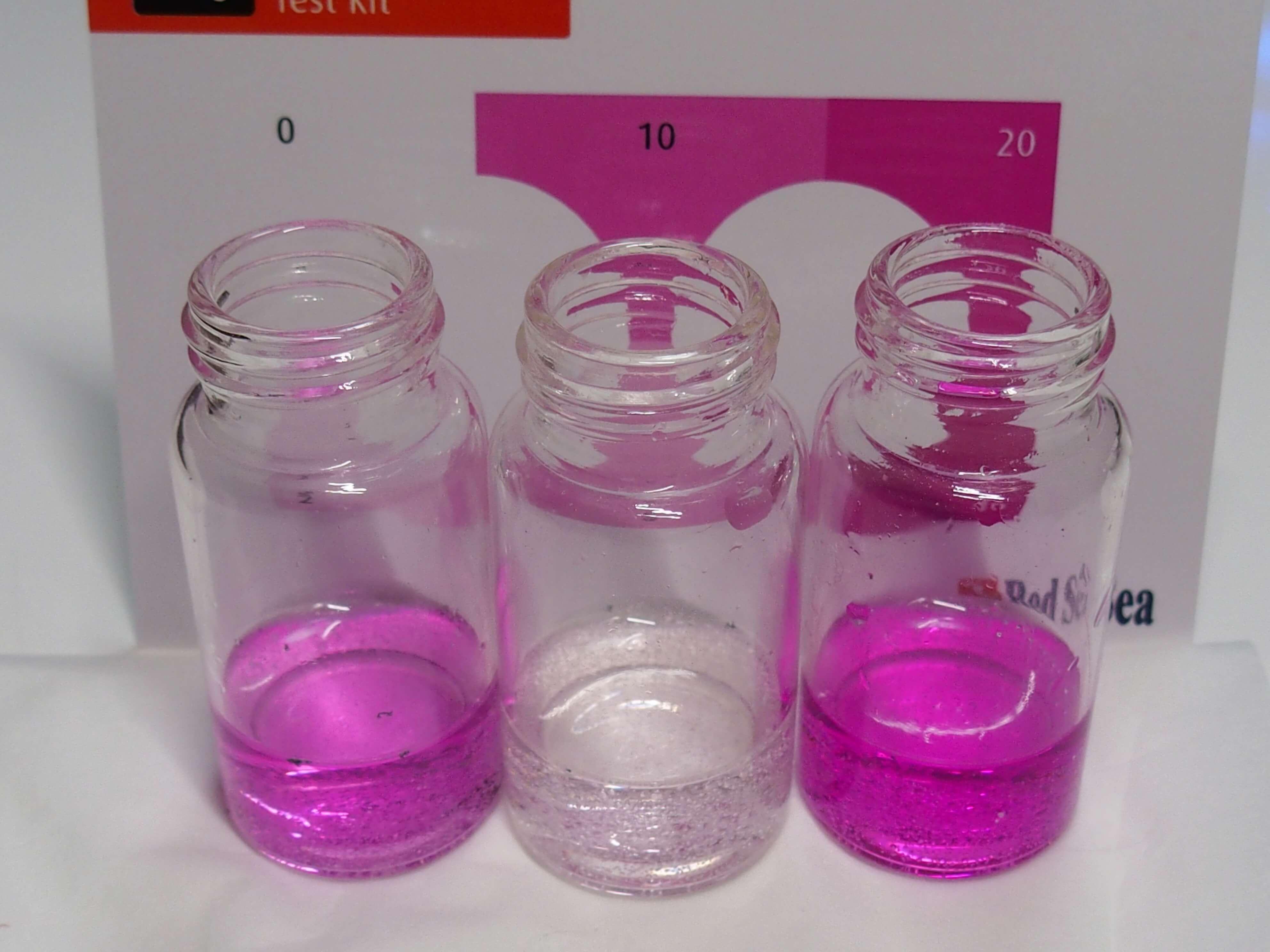 硝酸塩下げる